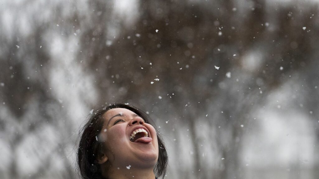 sensitive teeth in cold weather